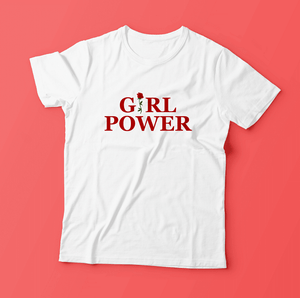 GIRL POWER T-SHIRT - Diftas