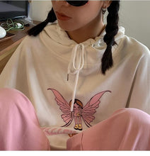 Load image into Gallery viewer, FALLEN ANGEL HOODIE