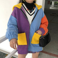 Load image into Gallery viewer, KAWAII FLUFFY JACKET