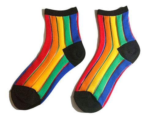 RAINBOW SOCKS - DIFTAS - Do It For The Aesthetics