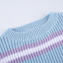 Load image into Gallery viewer, HARAJUKU STRIPE SWEATER