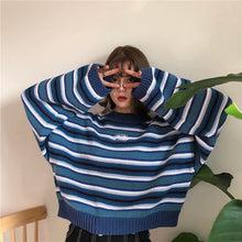 Load image into Gallery viewer, UNIF STRIPE SWEATER