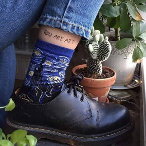 VINTAGE ART SOCKS - DIFTAS - Do It For The Aesthetics