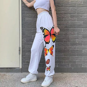 BUTTERFLY TUMBLR TROUSER