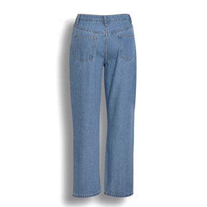 FLOWERS DENIM JEANS - DIFTAS - Do It For The Aesthetics