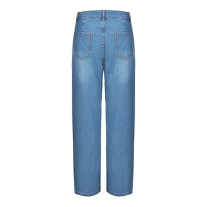 SUNFLOWER DENIM JEANS - DIFTAS - Do It For The Aesthetics
