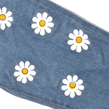 Load image into Gallery viewer, FLOWERS DENIM JEANS - DIFTAS - Do It For The Aesthetics