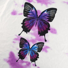 Load image into Gallery viewer, TIE DYE BUTTERFLY TROUSER