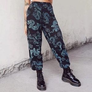 DRAGON GOTHIC TROUSER