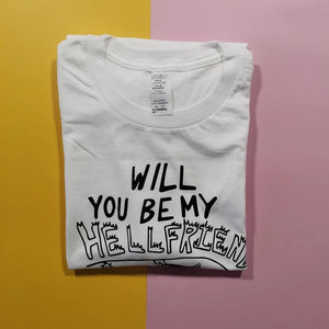 HELLFRIEND TEE - DIFTAS - Do It For The Aesthetics