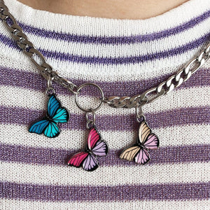 BUTTERFLY CHOKER(3-5) - DIFTAS - Do It For The Aesthetics