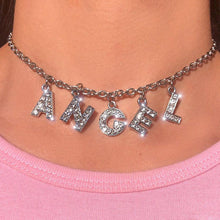 Load image into Gallery viewer, ANGEL CHOKER(Customizable) - DIFTAS - Do It For The Aesthetics