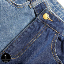 Load image into Gallery viewer, DOUBLE DENIM JEANS - DIFTAS - Do It For The Aesthetics