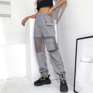 GRUNGE GREY TROUSER - DIFTAS - Do It For The Aesthetics