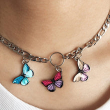 Load image into Gallery viewer, BUTTERFLY CHOKER(3-5) - DIFTAS - Do It For The Aesthetics