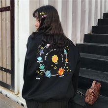 Load image into Gallery viewer, PLANETS SWEATSHIRT - DIFTAS - Do It For The Aesthetics