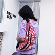 Load image into Gallery viewer, CHECKERBOARD SHOULDER BAG - DIFTAS - Do It For The Aesthetics