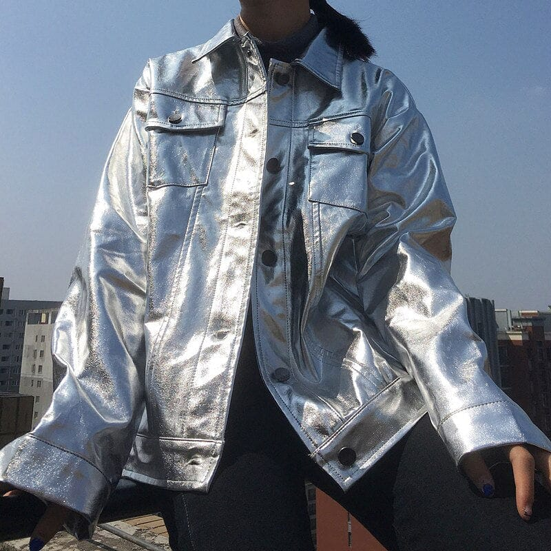 PUNK FAUX JACKET - DIFTAS - Do It For The Aesthetics