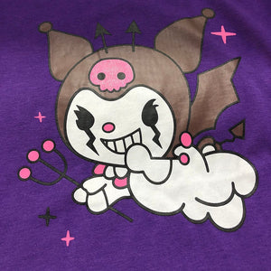 CUTE DEVIL FULL-SLEEVES TEE - DIFTAS - Do It For The Aesthetics
