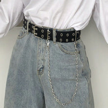 Load image into Gallery viewer, PUNK BELT (incl. Chain) - DIFTAS - Do It For The Aesthetics