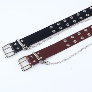 PUNK BELT (incl. Chain) - DIFTAS - Do It For The Aesthetics