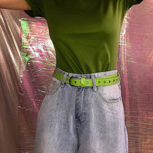COLOURFUL HEART BELT - DIFTAS - Do It For The Aesthetics