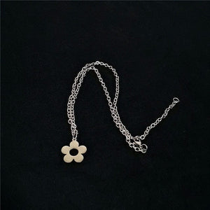 FLOWER NECKLACE - DIFTAS - Do It For The Aesthetics