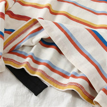 Load image into Gallery viewer, STRIPES VIBES FULL-SLEEVES TEE - DIFTAS - Do It For The Aesthetics