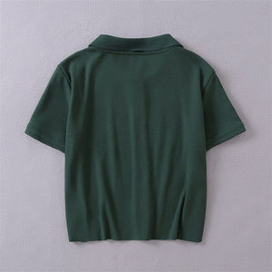 BASIC CROP TOP (6 COLORS) - DIFTAS - Do It For The Aesthetics