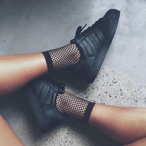 FISHNET SOCKS - DIFTAS - Do It For The Aesthetics