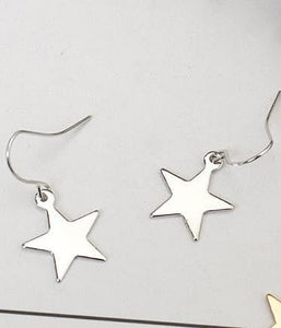 HEART/STAR EARRINGS - DIFTAS - Do It For The Aesthetics