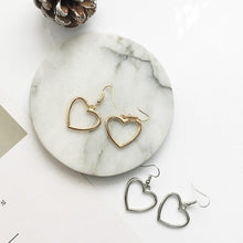 Load image into Gallery viewer, HEART/STAR EARRINGS - DIFTAS - Do It For The Aesthetics