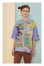 Load image into Gallery viewer, HARAJUKU GRAFFITI T-SHIRT - DIFTAS - Do It For The Aesthetics