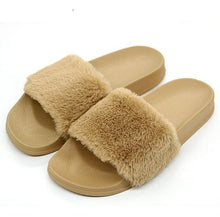 Load image into Gallery viewer, HARAJUKU FURRY SLIPPERS - DIFTAS - Do It For The Aesthetics