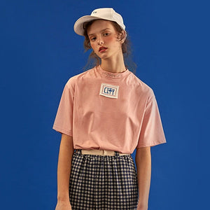 CITY CROPPED T-SHIRT - DIFTAS - Do It For The Aesthetics