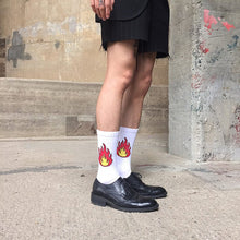 Load image into Gallery viewer, FIRE SOCKS - DIFTAS - Do It For The Aesthetics