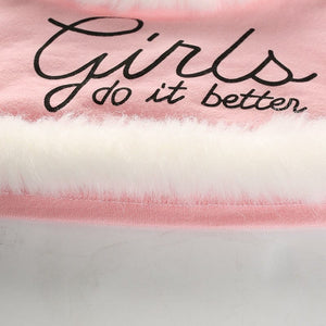 GIRLS DO IT BETTER TANK TOP - DIFTAS - Do It For The Aesthetics