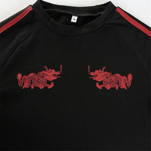 DRAGON CROP TOP - DIFTAS - Do It For The Aesthetics