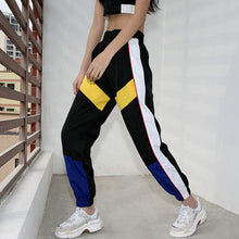 Load image into Gallery viewer, STRIPED CARGO TROUSER - DIFTAS - Do It For The Aesthetics