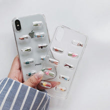 Load image into Gallery viewer, CUTE CAPSULES PHONE CASE - DIFTAS - Do It For The Aesthetics