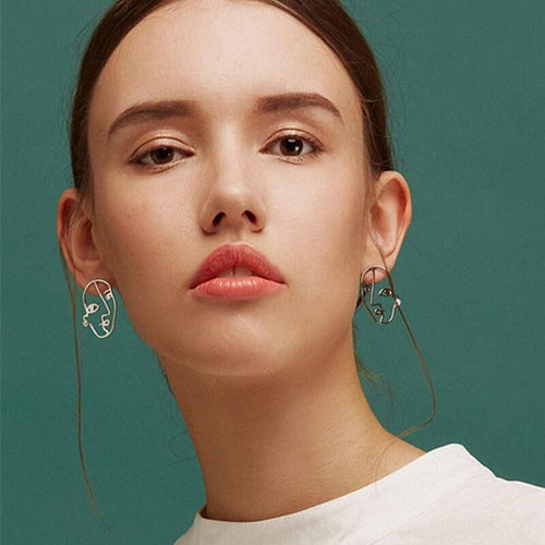FACE MASK EARRINGS - DIFTAS - Do It For The Aesthetics