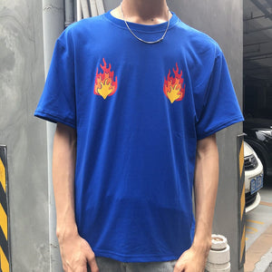 BURN T-SHIRT - DIFTAS - Do It For The Aesthetics