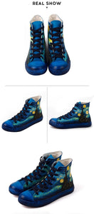 VAN GOGH STARRY NIGHT SHOES - DIFTAS - Do It For The Aesthetics