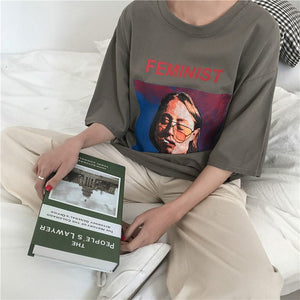 FEMINIST T-SHIRT - DIFTAS - Do It For The Aesthetics