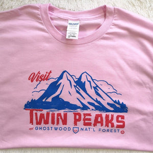 TWIN PEAKS T-SHIRT - DIFTAS - Do It For The Aesthetics