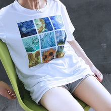 Load image into Gallery viewer, VAN GOGH ART T-SHIRT - Diftas