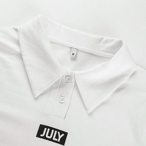 JULY CROP TOP - Diftas