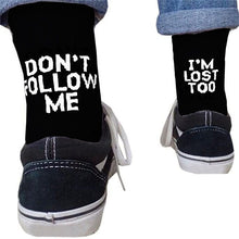 Load image into Gallery viewer, DONT FOLLOW ME SOCKS - DIFTAS - Do It For The Aesthetics