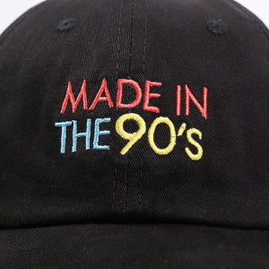 MADE IN THE 90'S CAP - DIFTAS - Do It For The Aesthetics