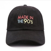 Load image into Gallery viewer, MADE IN THE 90'S CAP - DIFTAS - Do It For The Aesthetics